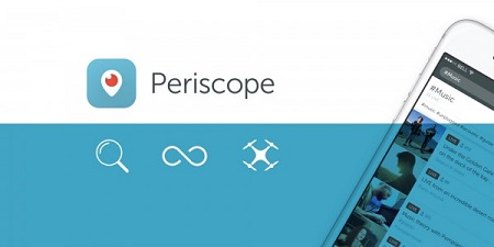 Periscope宣布支持无人机直播