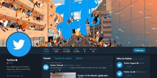 Twitter向桌面用户推出夜间模式