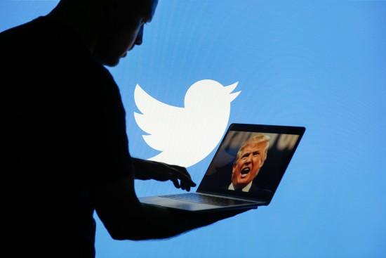 特朗普不受Twitter员工待见