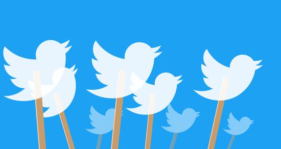 Twitter发财报后股价大涨15%