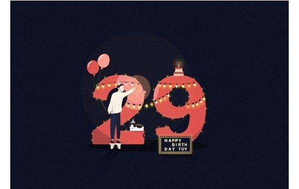 海外20国Twitter趋势共同庆祝肖战生日快乐~