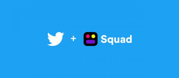 Twitter收购社交应用Squad
